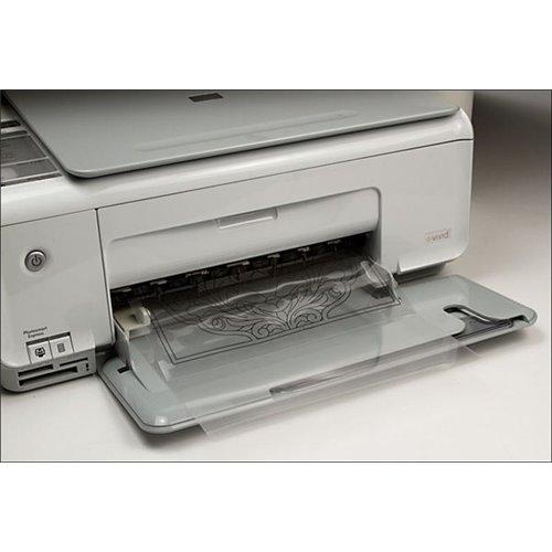 3503-00 Folie transfer printabila modelaj/sculptura pielarie