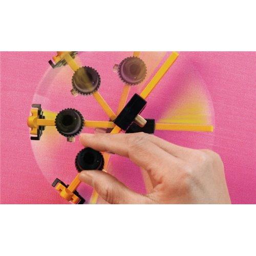 CMP1/DX Cutter taiere rotunda cu clicket, Olfa