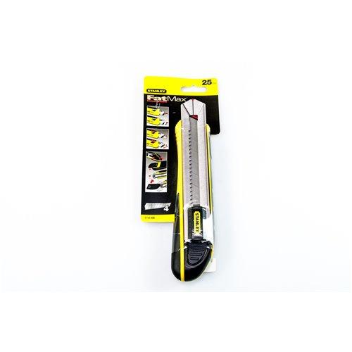 0-10-486 Cutter 25 mm FatMax + 4 lame  , Stanley