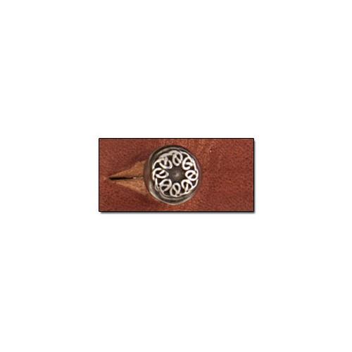 Buton decorativ cu model celtic