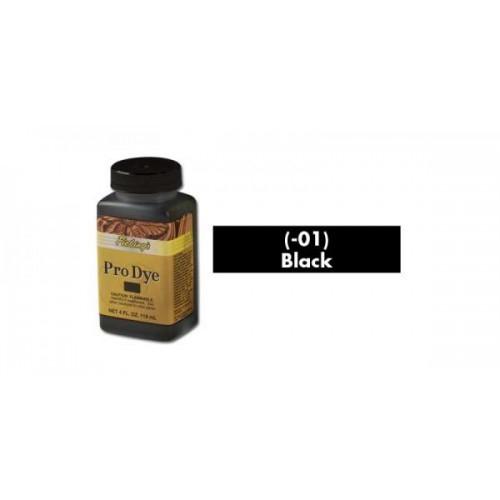 2110-01 Vopsea neagra Fiebing pt piele 118ml
