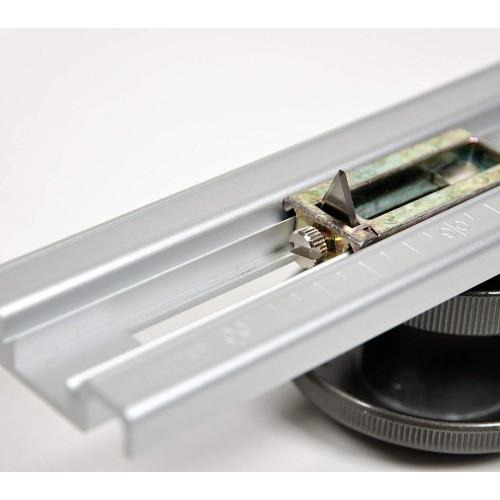 Cutter profesional pentru taiere circulara 10 - 100cm NT Cutter