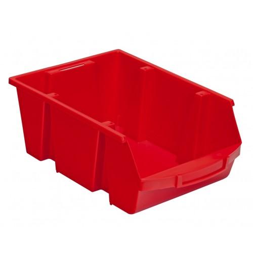 SC.04 Red Cutie depozitare/organizare piese 215x343x152 mm