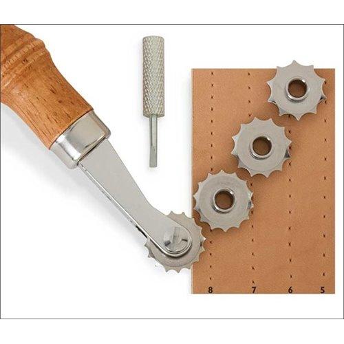 Set marcare cusaturi pielarie Tandy Leather SUA