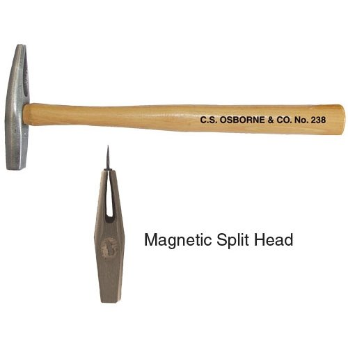 236 Ciocan cuisoare pielarie cap magnetic Osborne