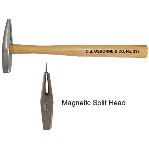 Ciocane  cuisoare pielarie cap magnetic CS Osborne SUA
