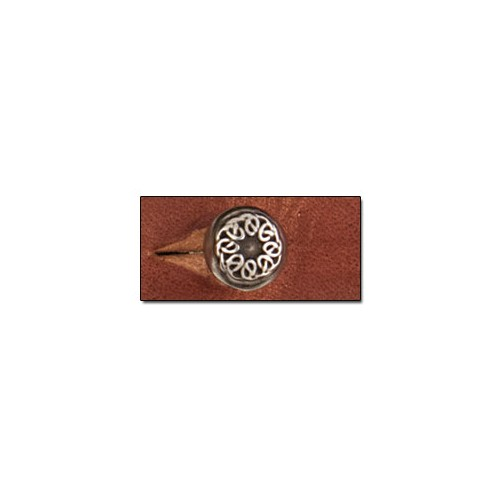 Buton decorativ cu model celtic
