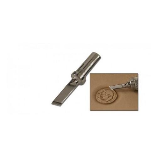 Lama detalii fine 3mm pt cutit pivotant pielarie Tandy Leather
