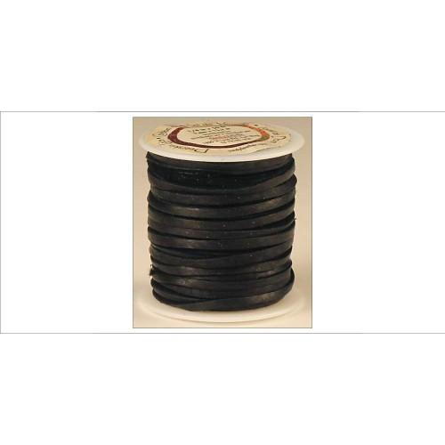 Sireturi din piele de caprioara, 3mm/15.2m, Tandy Leather USA