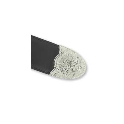 Ornament curea, varf nichel, Tandy Leather