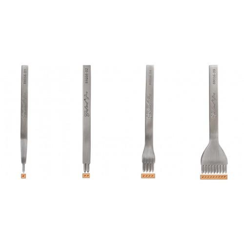 Dalta perforare PRO cusatura pielarie 3mm