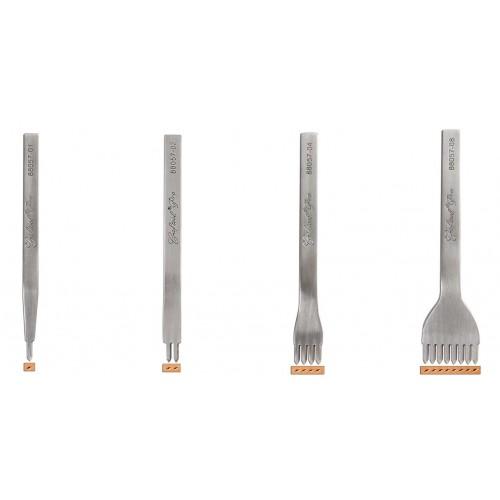 Dalta perforare PRO cusatura pielarie 3.5mm