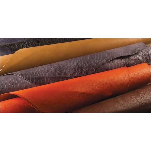 Canat piele tabacita Designer, Tandy Leather