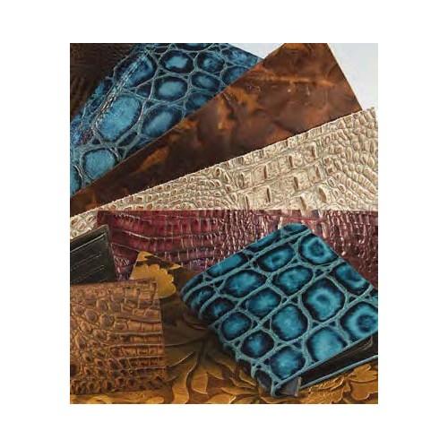 Bucati piele embosata, 215x279mm, Tandy Leather