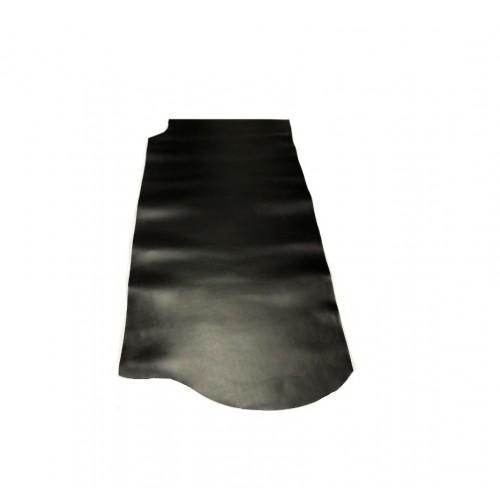Piele pentru curele neagra,  2 - 2.2 mm