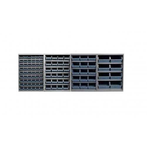 Dulap 101 cutii depozitare, 1310 x 2000 mm