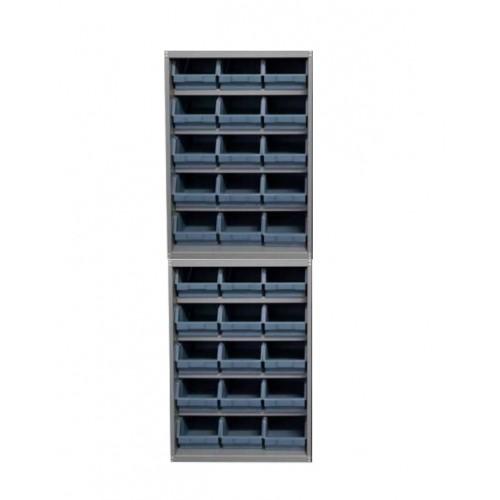 Dulap 30  cutii depozitare, 1310 x375 x2000 mm