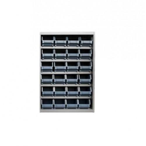 Dulap 24 cutii depozitare, 655 x 275 x1000 mm