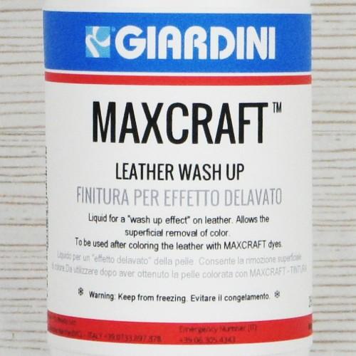 Solutie Wash Up pt vopsea piele GIardini Italia