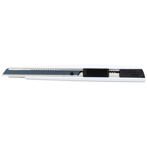 Set Cutter / cutit utilitar mic serie BLACK & WHITE -NT Cutter - 9mm + 10 lame de schimb