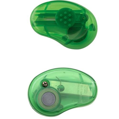 Cutter mic transparent cu magnet - NT Cutter