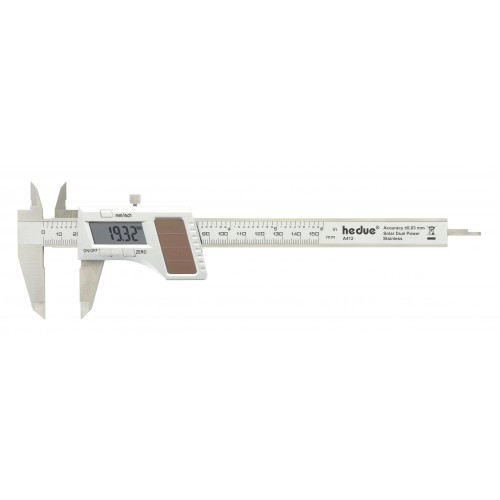 A412 Subler digital solar 150 mm