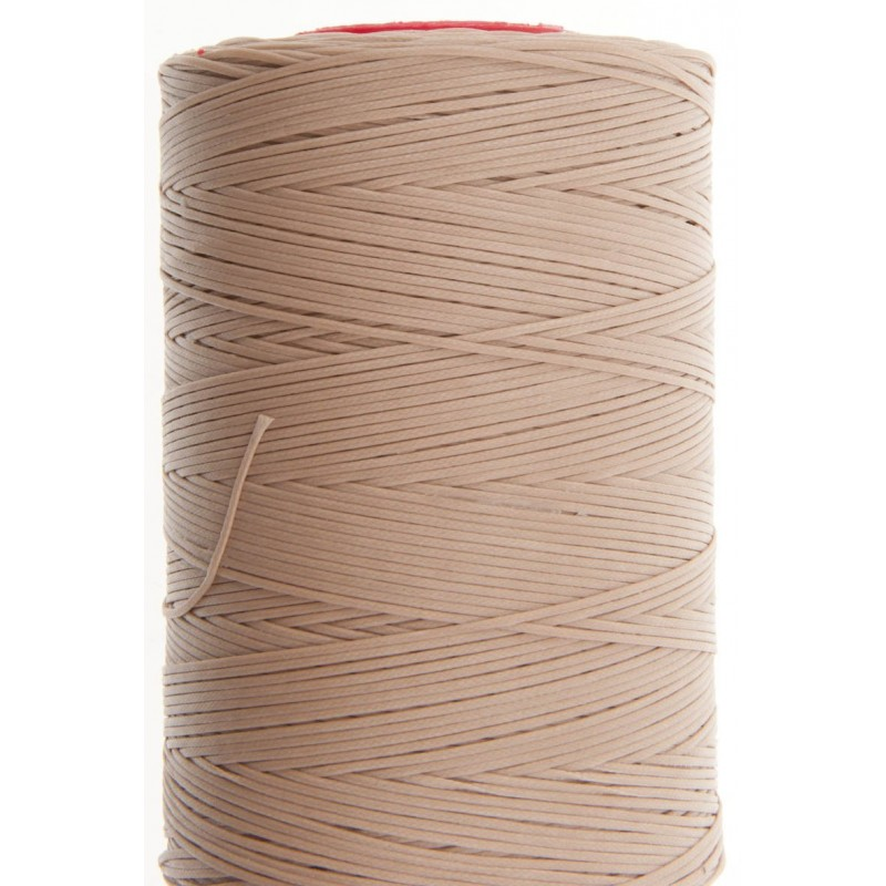 Ata de cusut piele RITZA 25 -Tiger Thread - 50m - 0.6mm grosime