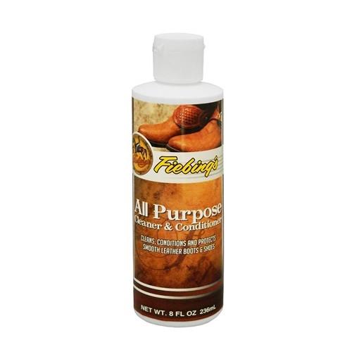 Balsam si detergent piele universal Fiebings.