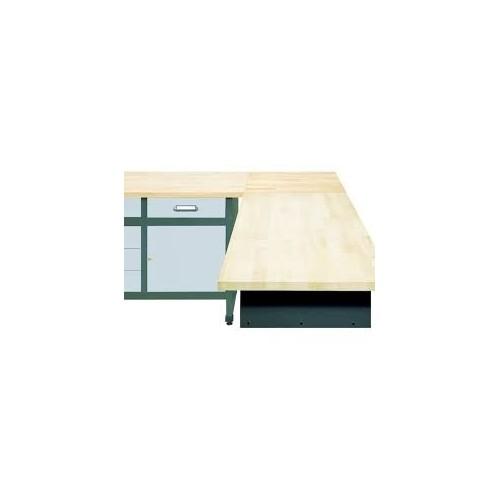 Blat de legătură pentru colț 600x600 mm, incl. materiale de montaj