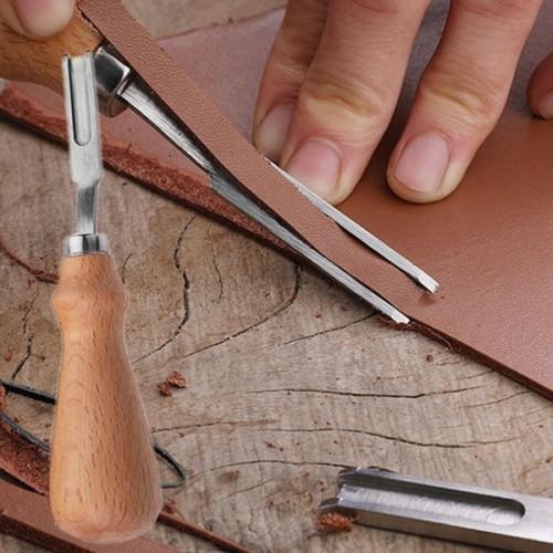 88080-00 Tesitor/razuitor tip francez manual pentru pielarie