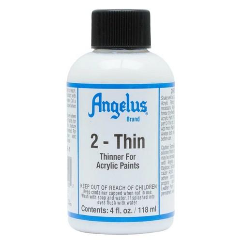 Diluant vopsea acrilica Angelus 2-THIN 118ml