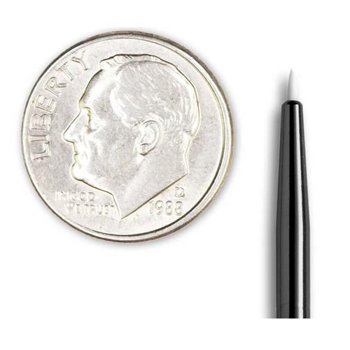Pensula micro detalii pentru vopsea Angelus -0 Spotter