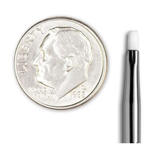 Pensula micro detalii pentru vopsea Angelus -0 Shader