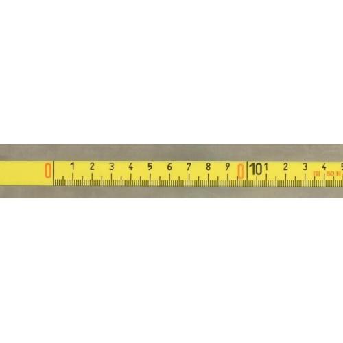 X192 Ruleta/rigla autocolanta 20 m, de la stanga la dreapta