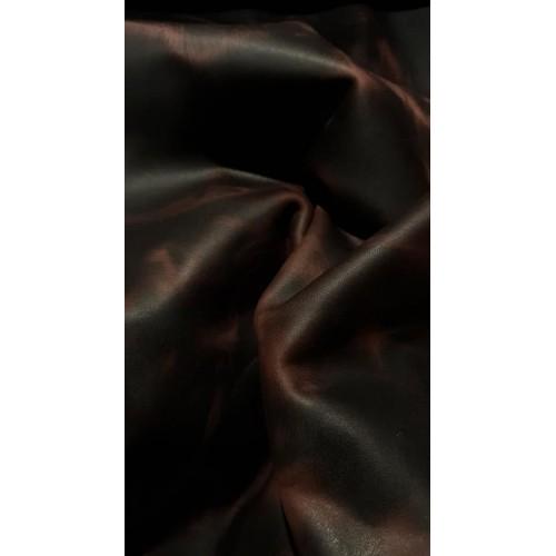 Canate piele Crazy Horse Bordeaux 1.2-1.4 mm grosime