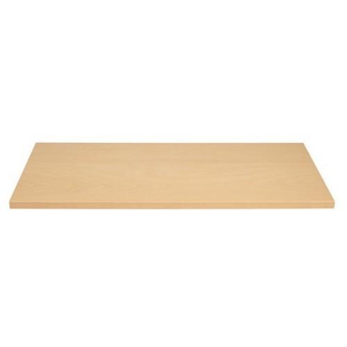 Blat masă de lucru 1200x600x30 mm, din lemn de fag furniruit