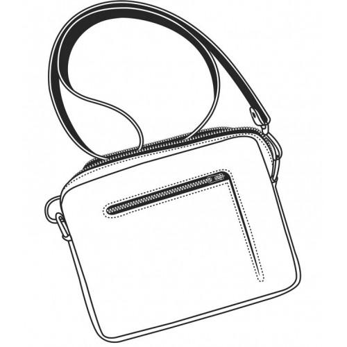 Sablon pentru geanta cu curea de umar Tandy Leather