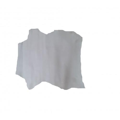 NAP 02 Piele Nappa pentru proiecte mici, alb