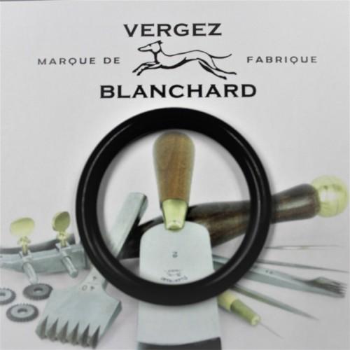 """Inel de cauciuc pentru  targa cu chingi """"Revolution"""" 2.400,  Vergez Blanchard"""