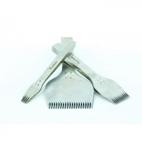 Dalta cu 3 dinti rotunzi, seria 702,  Vergez Blanchard