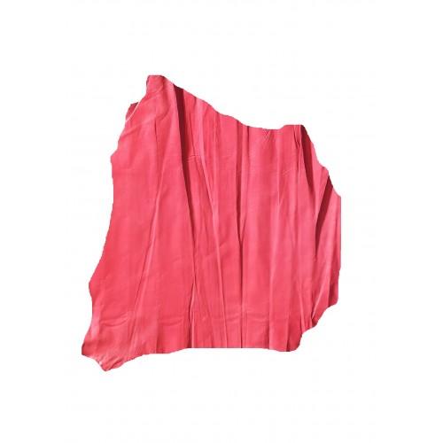NAP80 Piele Nappa pentru proiecte mici, roz lucios